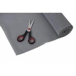 Anti-slip net rol - 30,5 x 183 cm / grijs
