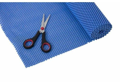 Anti-slip net rol - 30,5 x 183 cm / lichtblauw