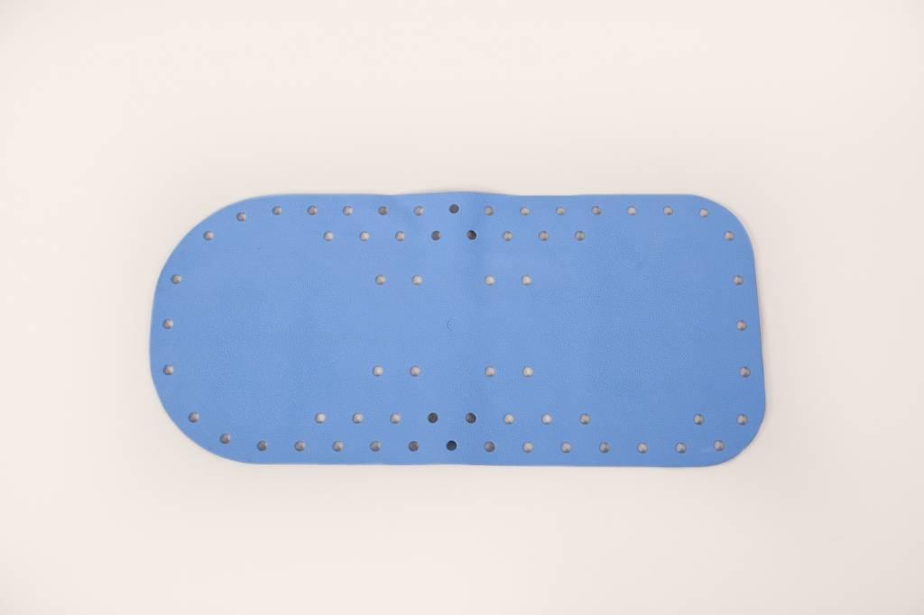 Anti-slip bad- en douchematten - badmat licht blauw