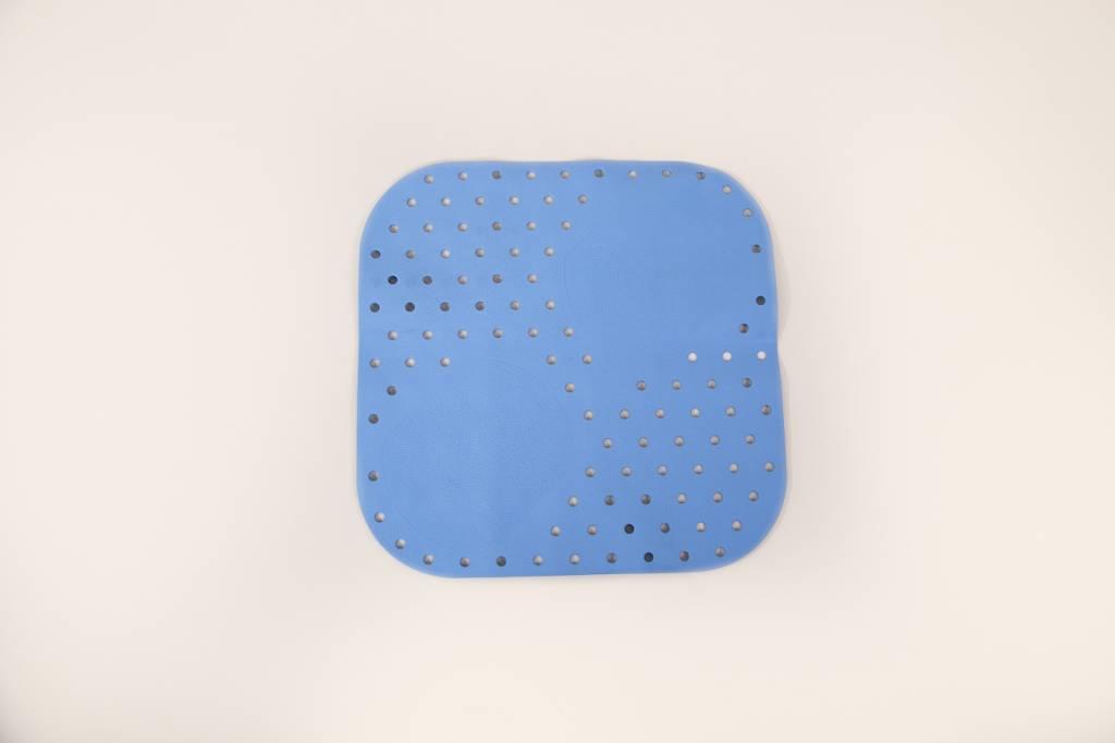 Anti-slip bad- en douchematten - douchemat licht blauw