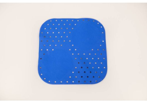 Anti-slip bad- en douchematten - douchemat blauw