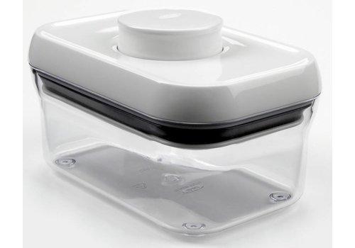 Oxo boxen - rechthoek 0,5 liter B 10 x L 15 x H 8 cm