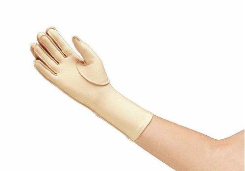 Oedeemhandschoen hand met hele vingers - Links S