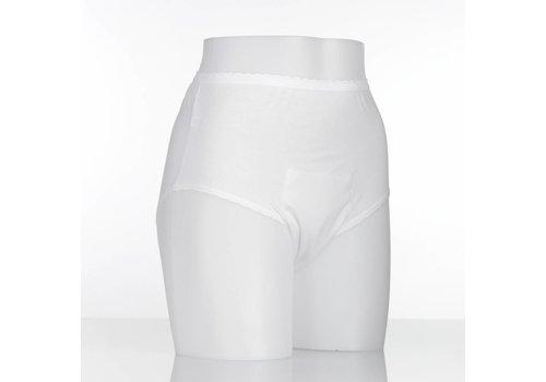 Wasbare incontinentiebroekjes met inlegstuk dames - large 102-106 cm