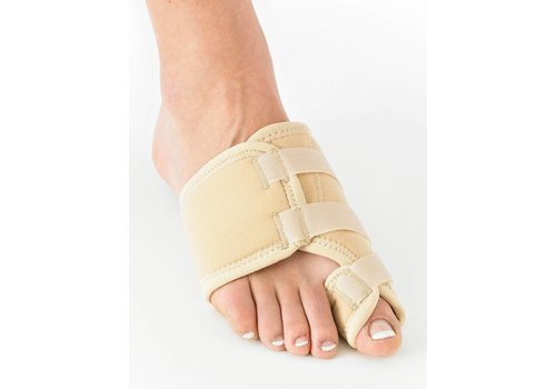 Hallux valgus soft support - rechts