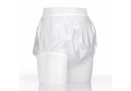 PVC beschermbroekjes - X-large 112-117 cm