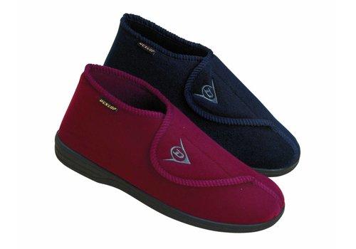 Pantoffels Albert - Blauw, man maat  45