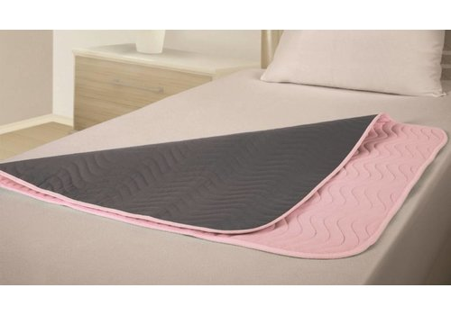 Matrasbeschermer met instopstroken - groot, absorptie max. 2 ltr