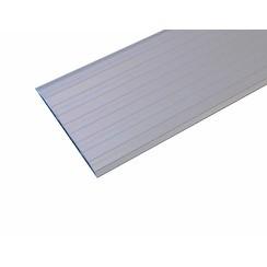 Indoor Drempelvervanger - aluminium 90 x 13 cm