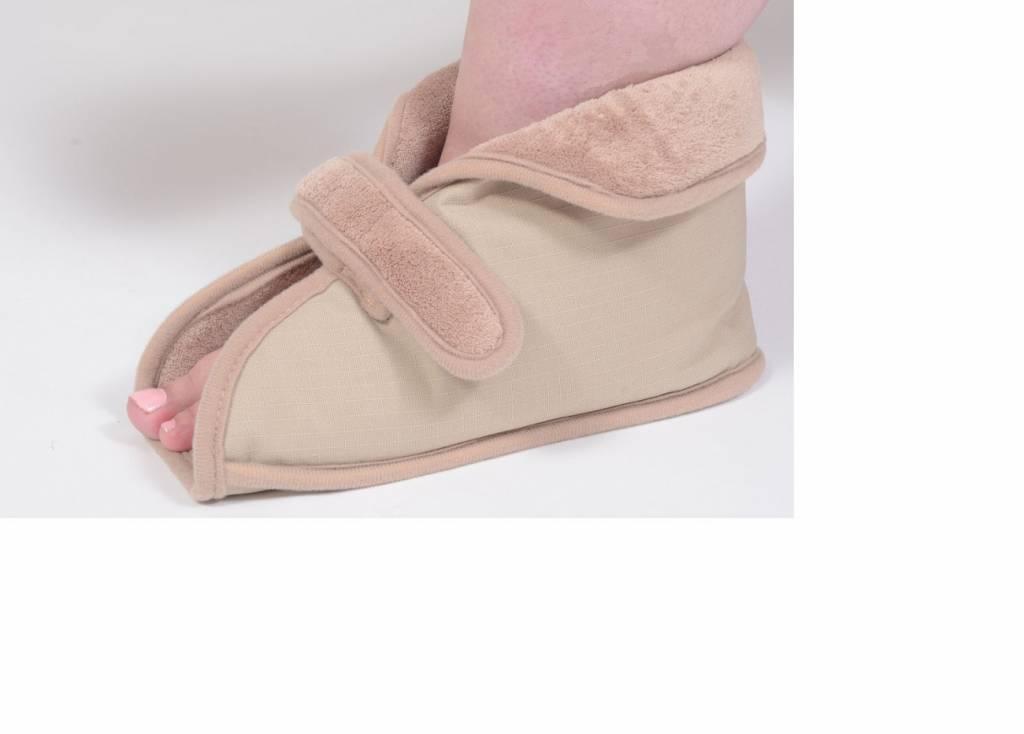 Fleece voetbeschermers - schoenmaat 40 - 43