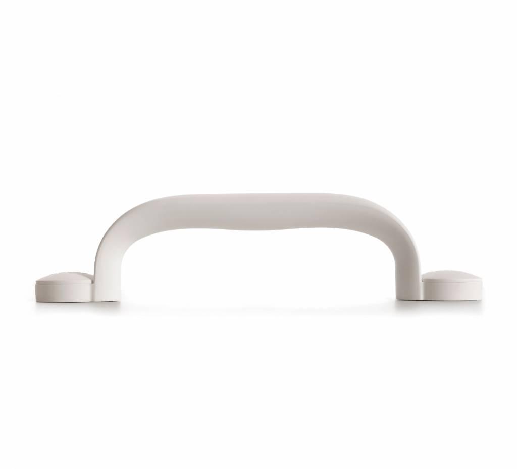 Flex uitbreidingsset schroefmontage - wit 30 cm