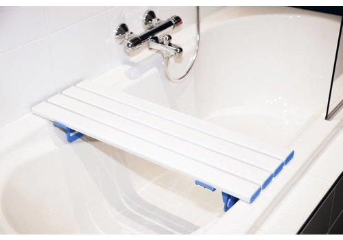 Badplank Slatted - lengte 66 cm