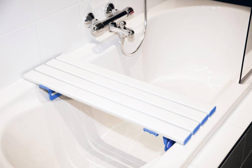 Badplank Slatted - lengte 68,5 cm