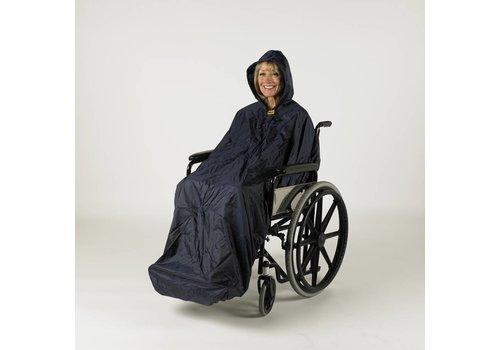 Wheely Mac zonder mouwen - ongevoerd maat L