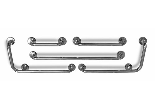 Safe Wandbeugel RVS - 45 cm