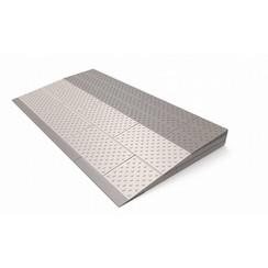 Drempelhulp - 3 laags 84 x 6 x 45 cm