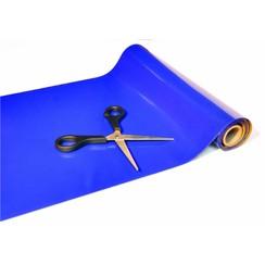 Anti-slip rol - L 9 m x B 20 cm blauw