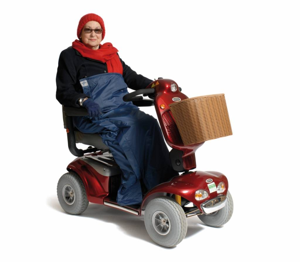 Deluxe Scooter Cosy - L borstomvang 127 lengte 127 cm