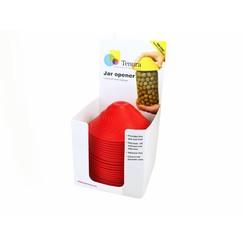 Anti-slip potopener - potopener rood display 25 st.