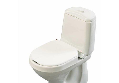 Hi Loo toiletverhoger vast - hoogte 10 cm