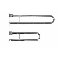 Safe Wandbeugel RVS neerklapbaar - 85 cm