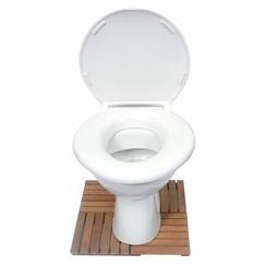 Toiletzitting Big John