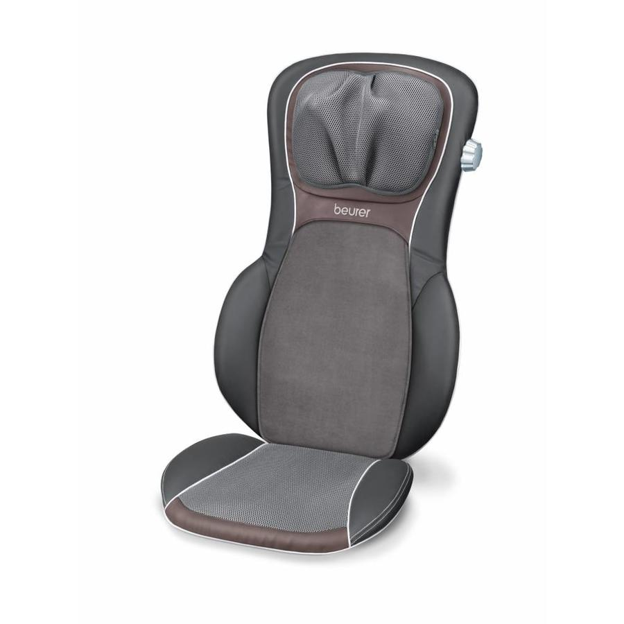 Shiatsu massage zitkussen MG295 - zwart
