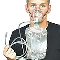 DCT O2 non-breathing zuurstof masker steriel verpakt ps