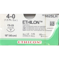 Ethilon 4-0 hechtdraad 662SLH p. pakje a 36st