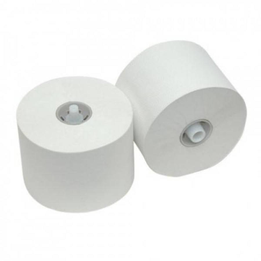 2 laags doprol toiletpapier  2 laags 36 rollen per doos
