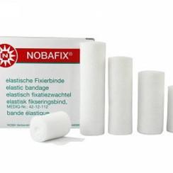 Nobafix fixatiezwachtel elastisch p. 20 rol