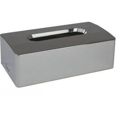 tissuehouder ABS luxe verchroomd p.s.