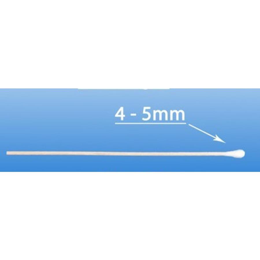 6x 100 set a 2 wattenstaafjes klein 5mm