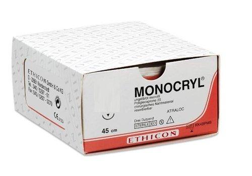 Y423H Monocryl 3-0  resorbeerbaar pak/36st
