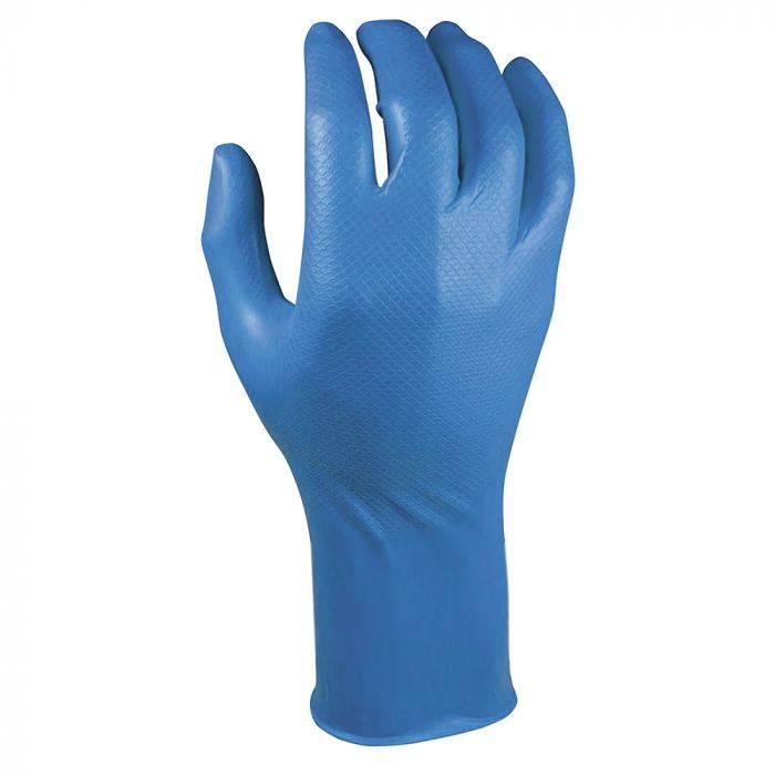 Grippaz Grippaz 306BL blauw nitril extra lang 50x