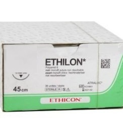 EH7144H ETHILON II BLAUW MONOFIL