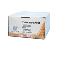 EH7346H ETHIBOND EXCEL GROEN GEVL 3-0  met FS2 naald  met hechtdraad(mtr) 0,45 36st/pak