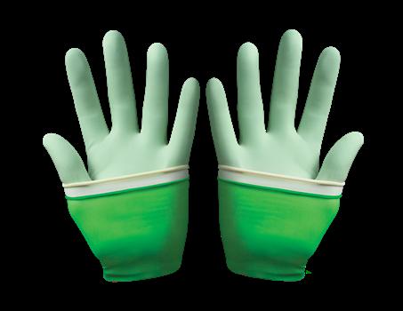 100 dubbel paar PI Glove in Glove System non-latex steriele Gammex