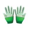 Ansell 4x 25 dubbel paar PI Glove in Glove System non-latex steriele Gammex