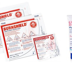 Burnshield brandwond behandeling