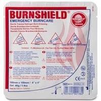 Burnshield brandwondbehandeling