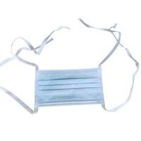 Mondkapjes bandjes Tie-On 3 laags Type 2 masker - 50 stuks