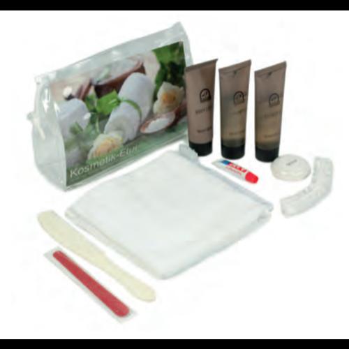 Medi-Inn cosmetische reisset compleet 10 delig