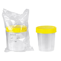 Urinebekers steriel 100ml