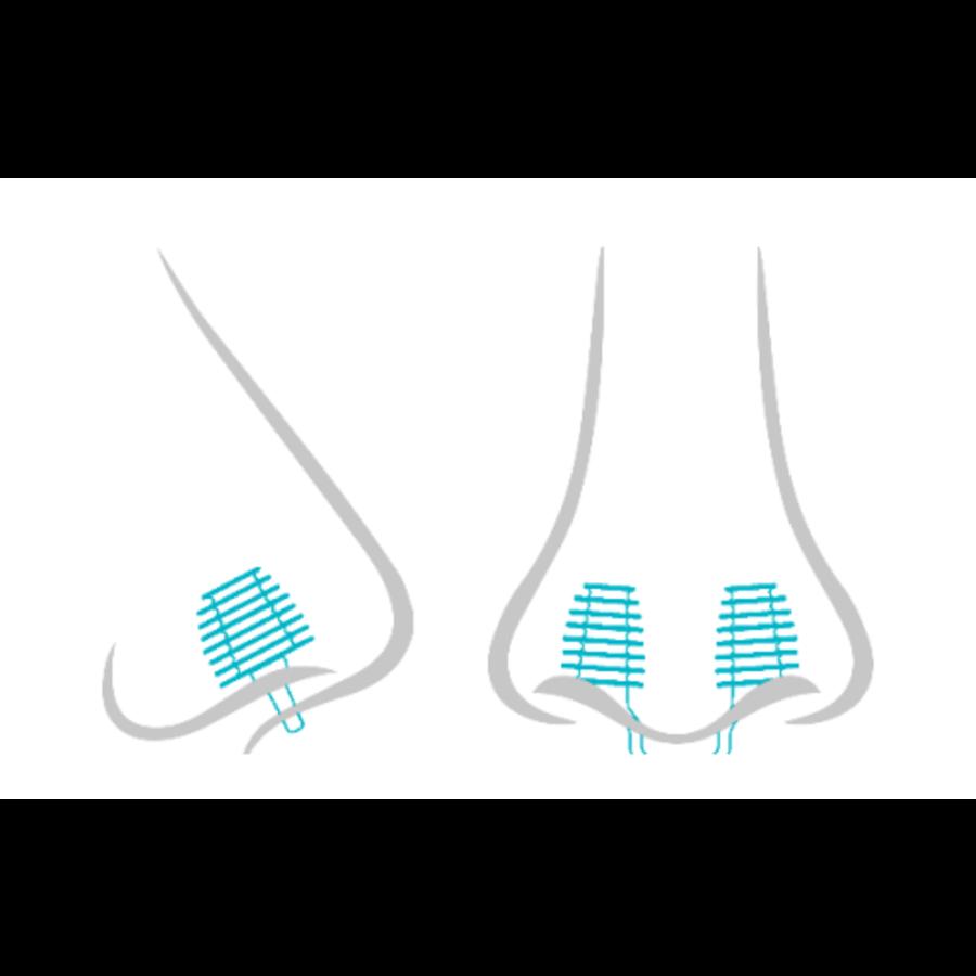 NOSA plugs anti-geur neusdopjes