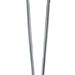Pincet 14 cm chirurgisch recht RVS disposable