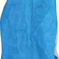 Medi-Inn 50 extra sterke schoenbeschermers blauw  wit