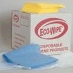 Ecowipe vloer wisdoeken 110x25 cm. 500 st