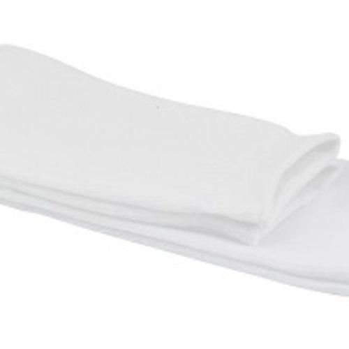 Rembrandt 100x sokken universeel wit katoen disposable