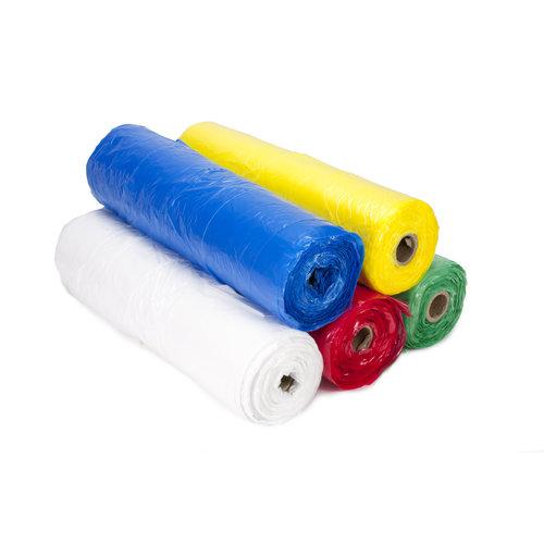 Medi-Inn 200 schorten disposable PE rood geel groen blauw